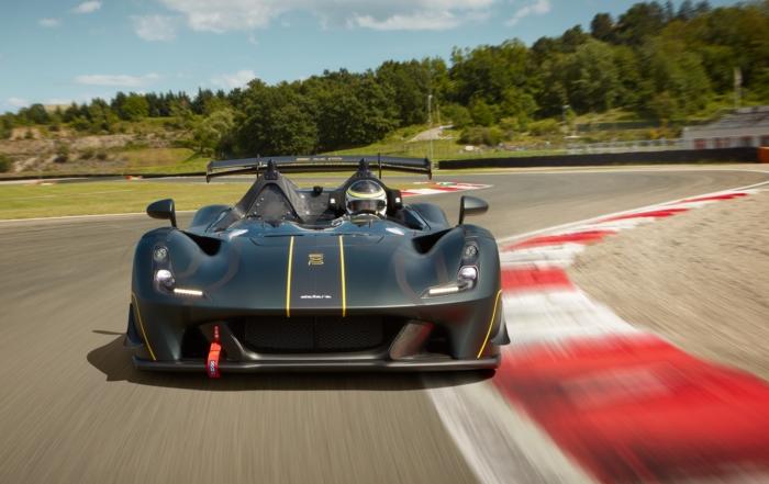 Dallara Stradale EXP front