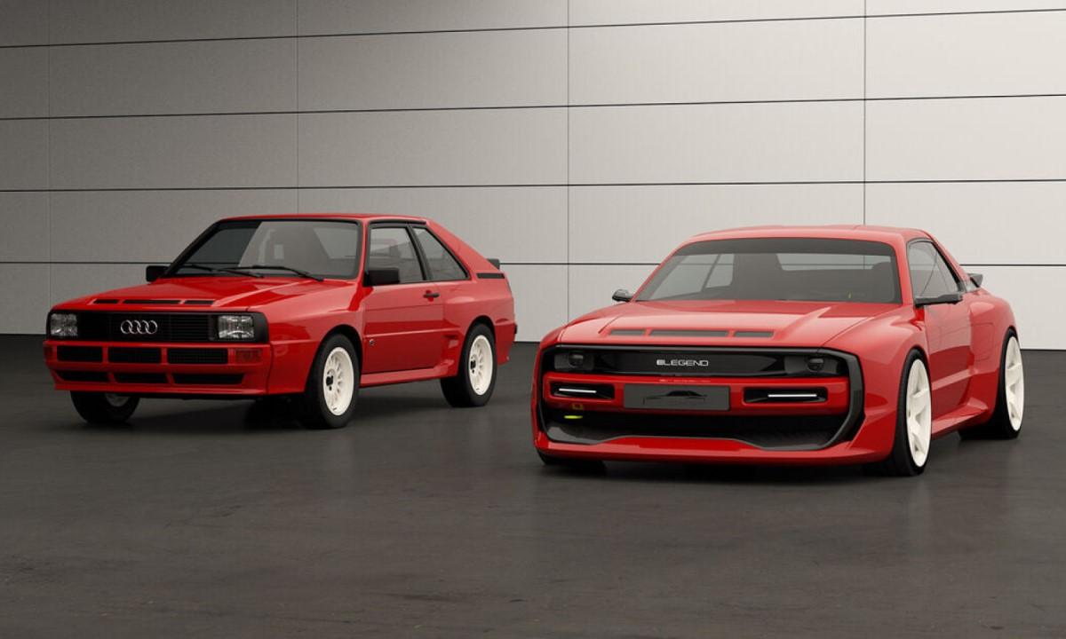 Elegend EL-1 with Audi