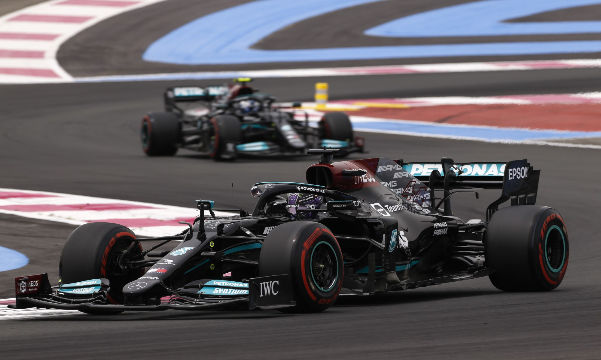 F1 Review France 2021 Mercedes were outgunned