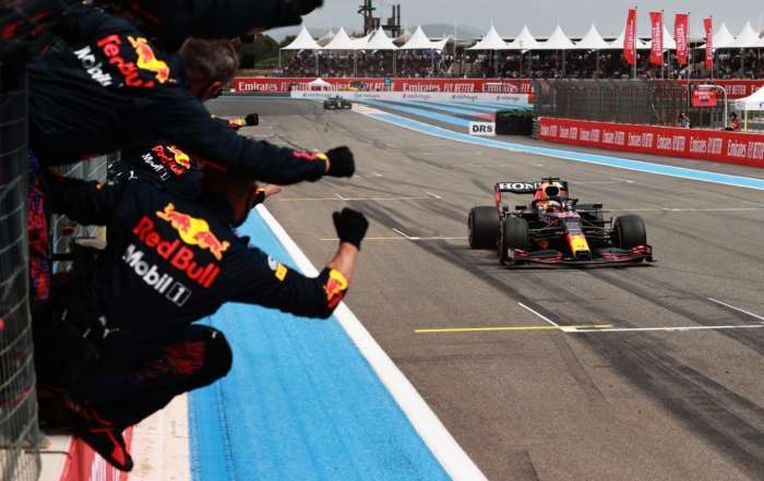 F1 Review France 2021 a
