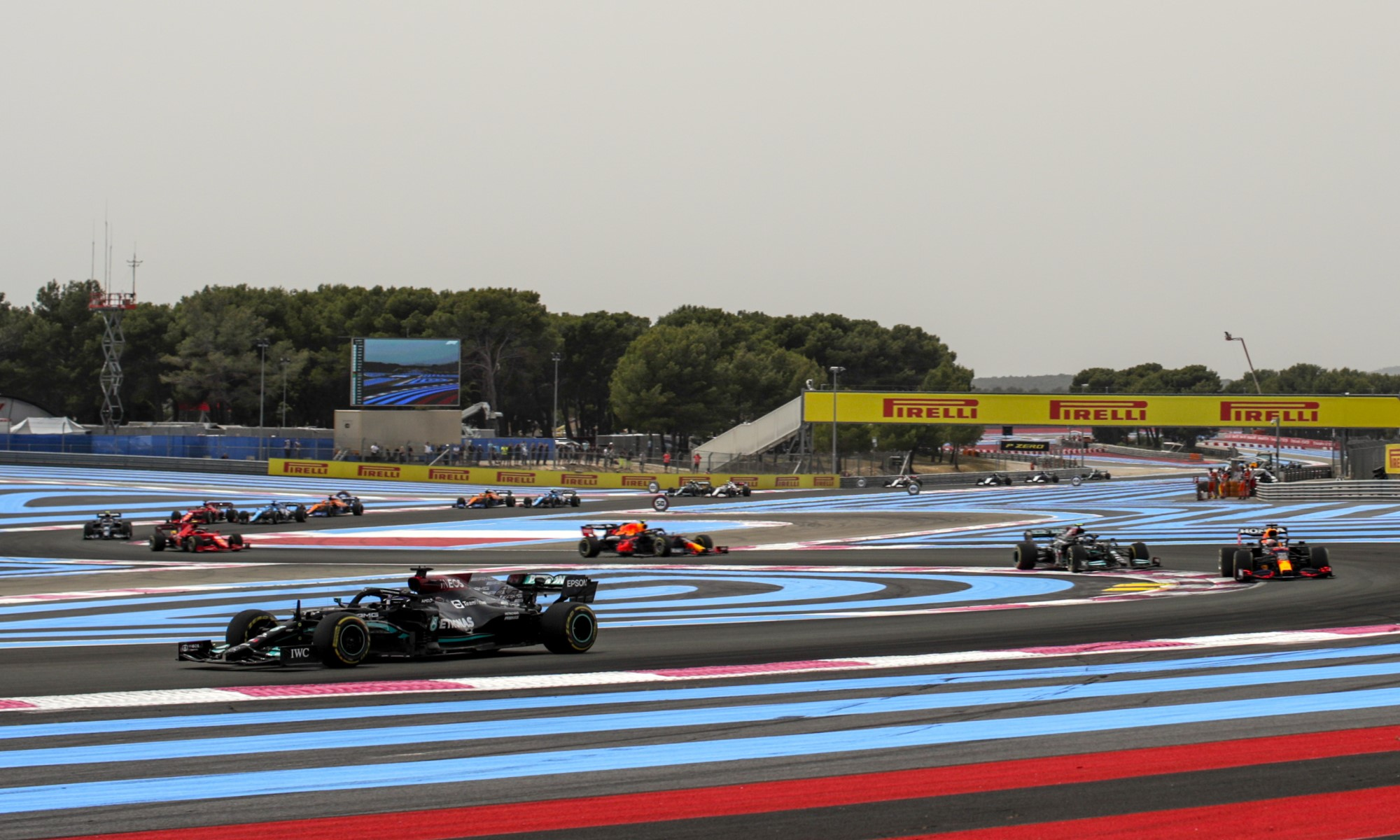 F1 Review France 2021