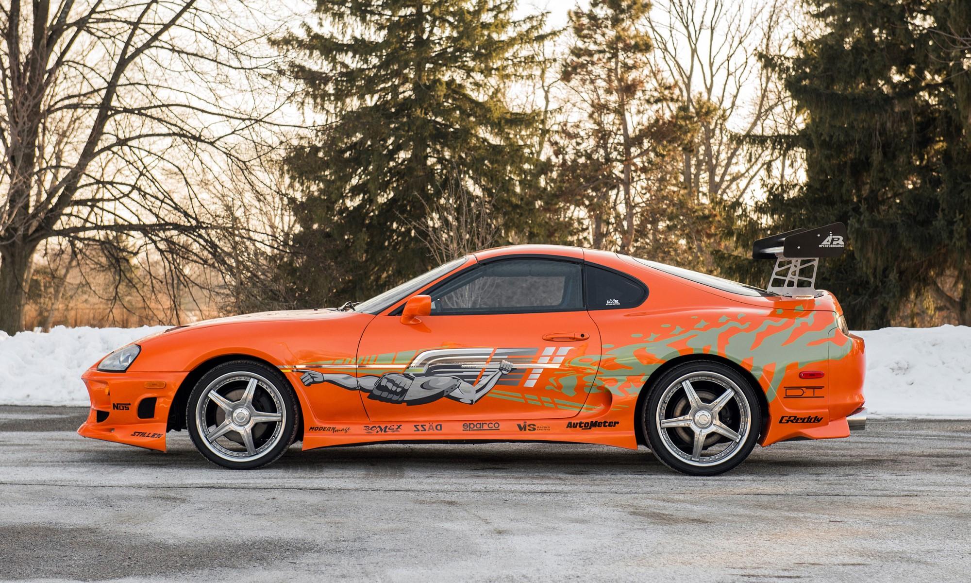 Fast and Furious Supra profile