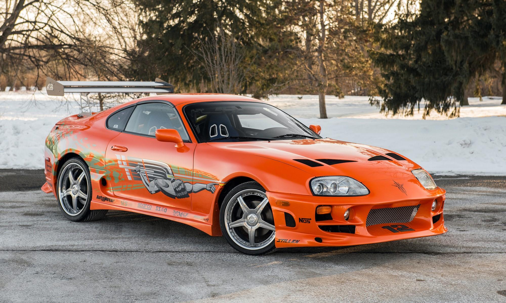 Fast and Furious Supra