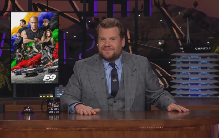 James Corden Recaps Fast And Furious Movies