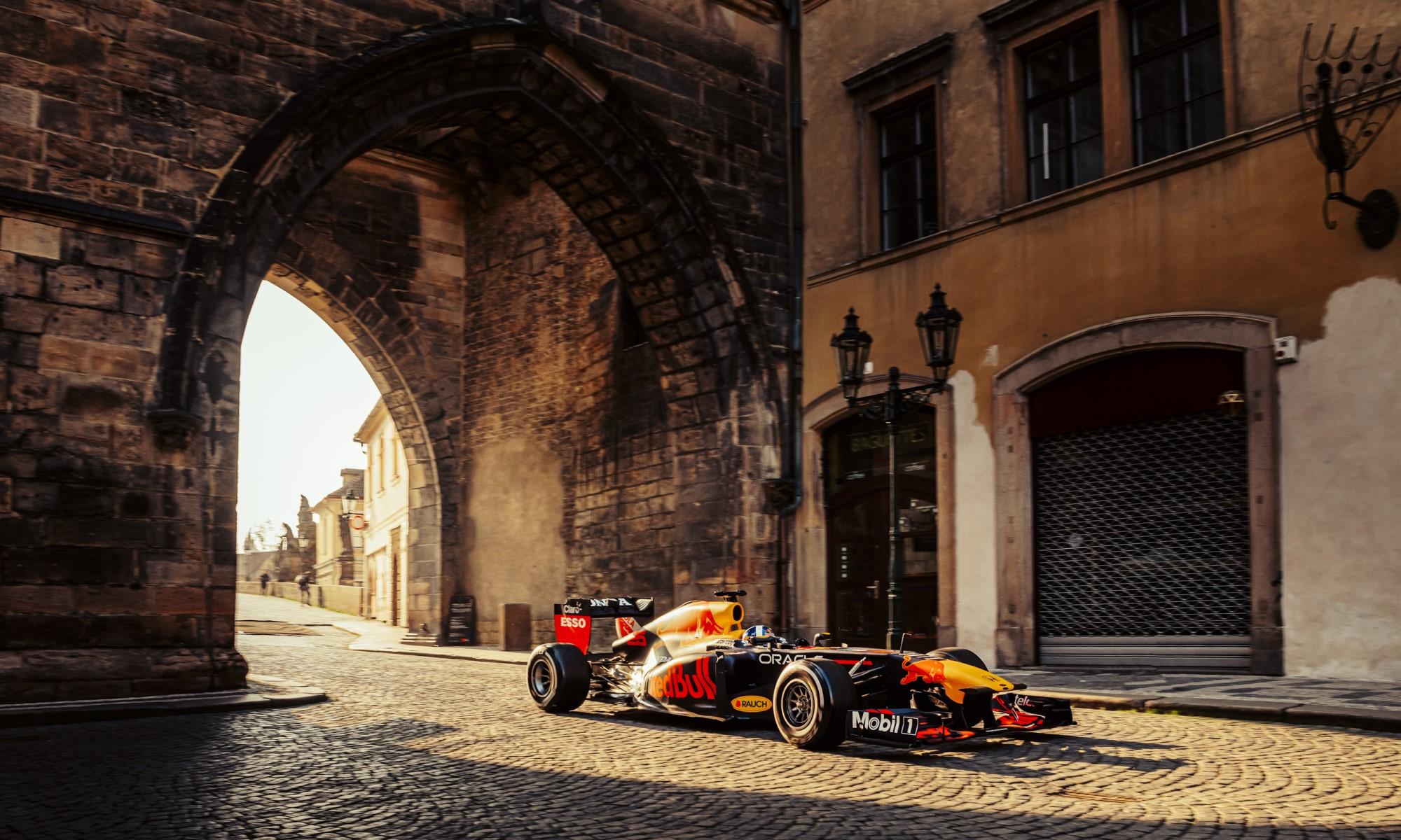 Red Bull Racing Czech-Slovakia Road Trip 1