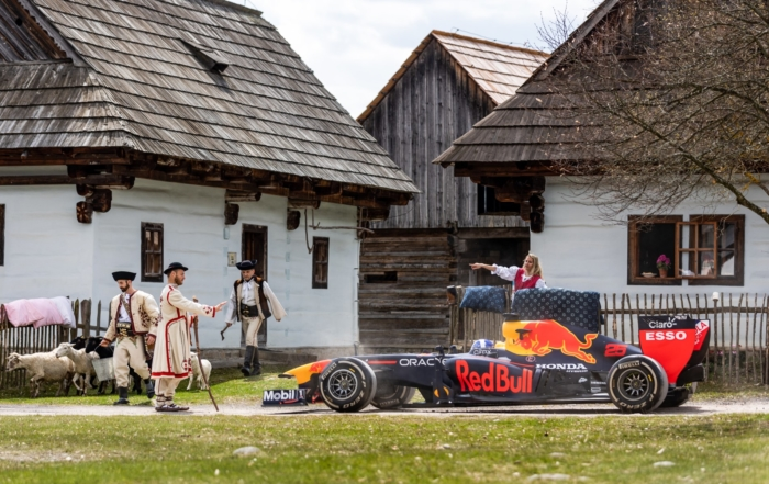 Red Bull Racing Czech-Slovakia Road Trip 3