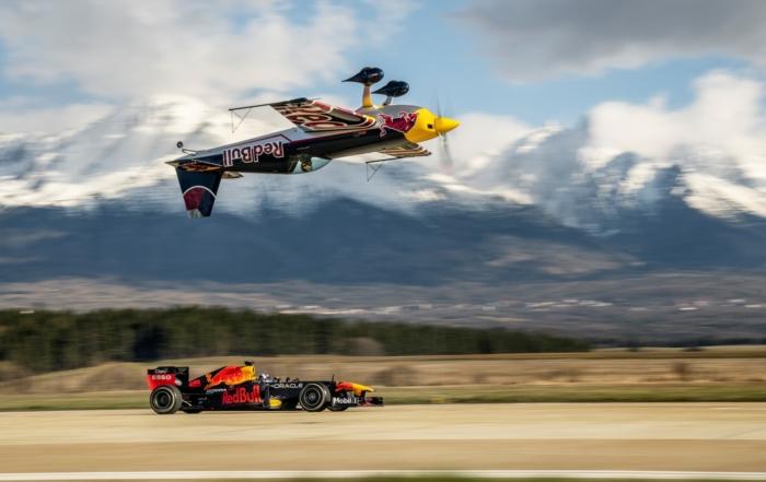 Red Bull Racing Czech-Slovakia Road Trip