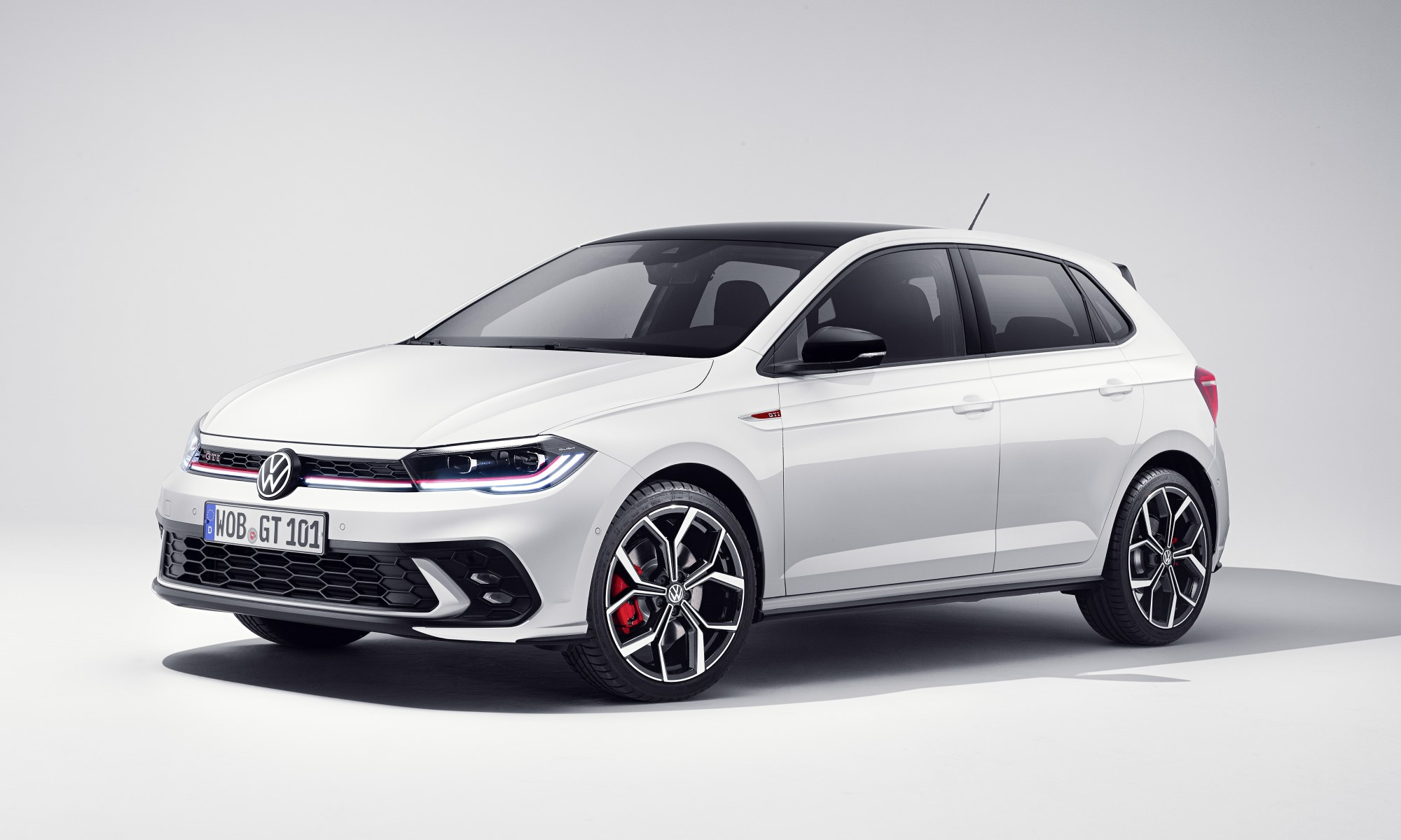 Refreshed VW Polo GTI