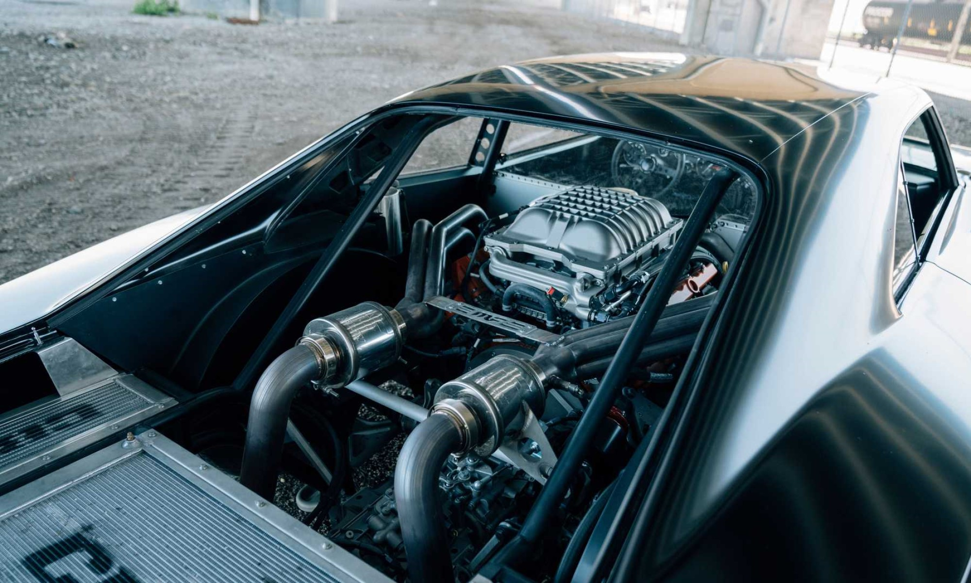 Speedkore Hellacious Dodge Charger engine1