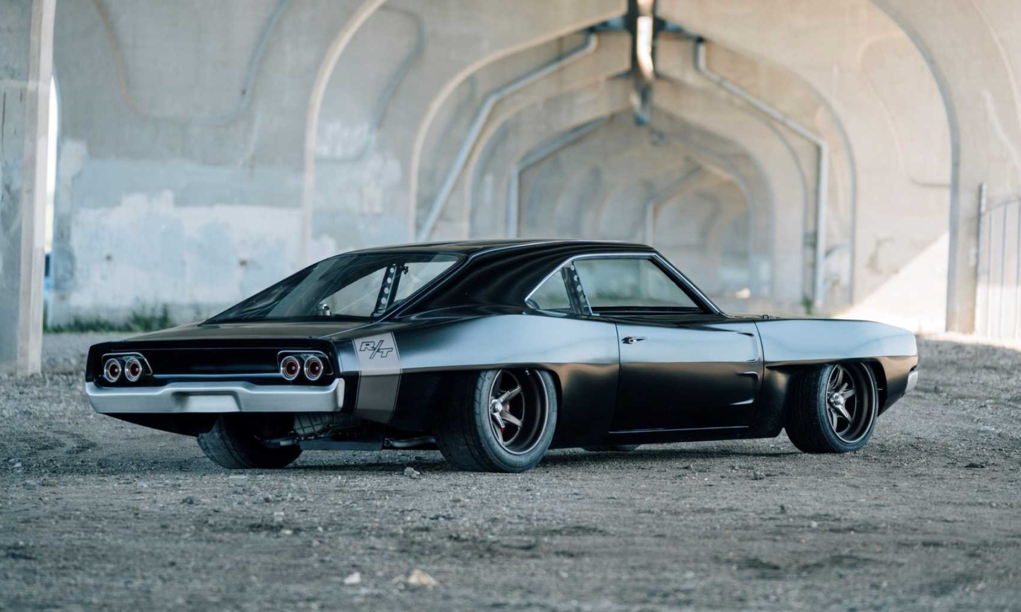 Speedkore Hellacious Dodge Charger rear
