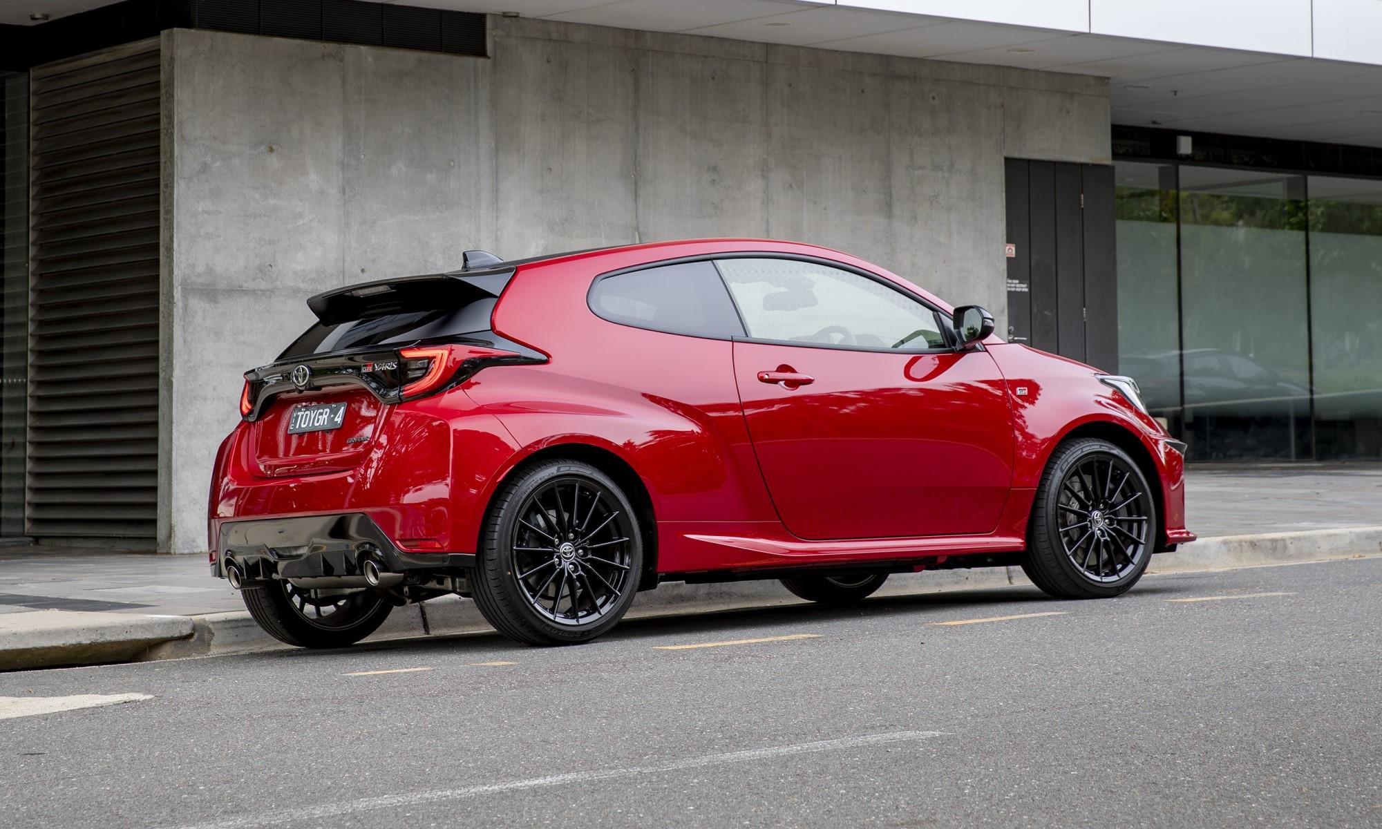 Toyota GR Yaris SA Pricing (2)