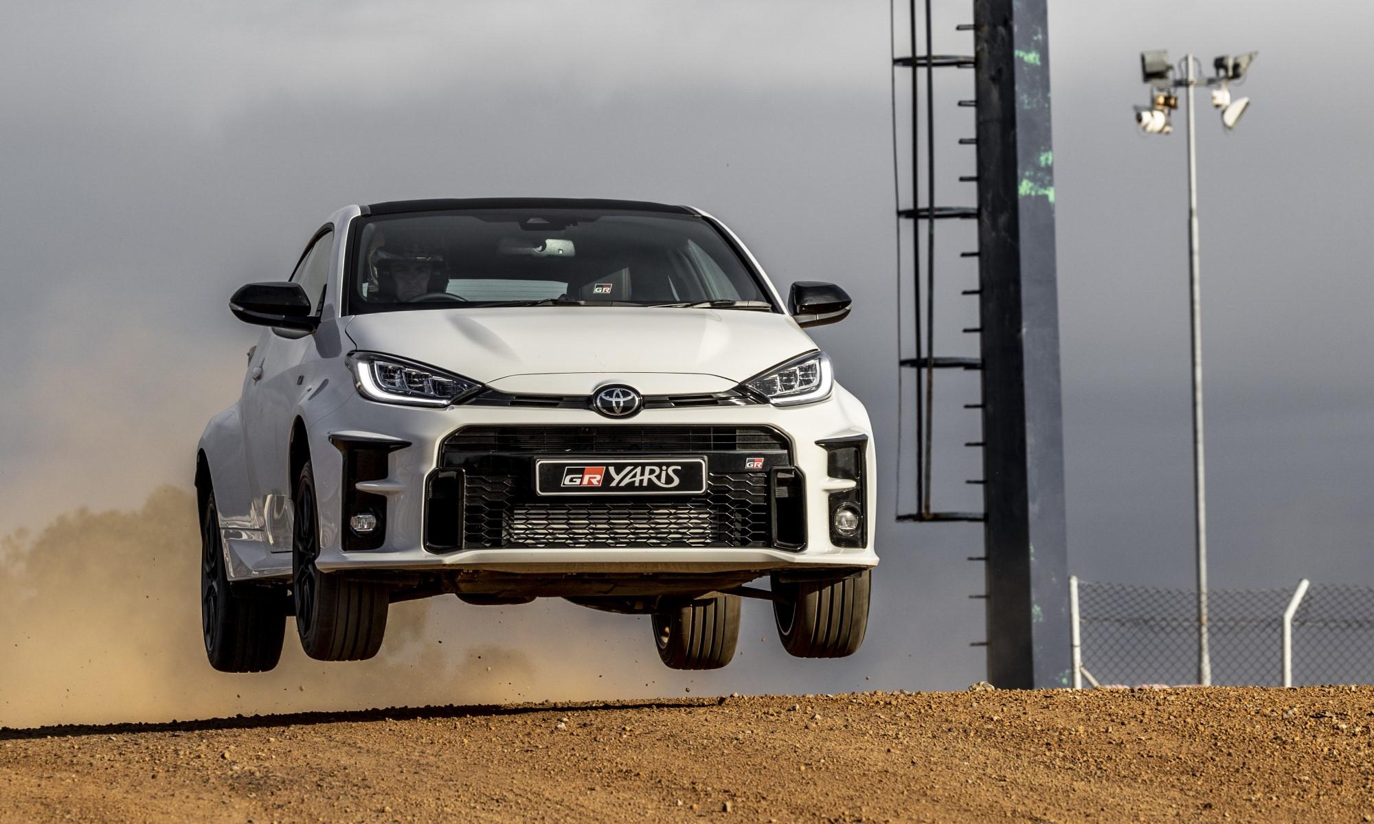 Toyota GR Yaris SA Pricing