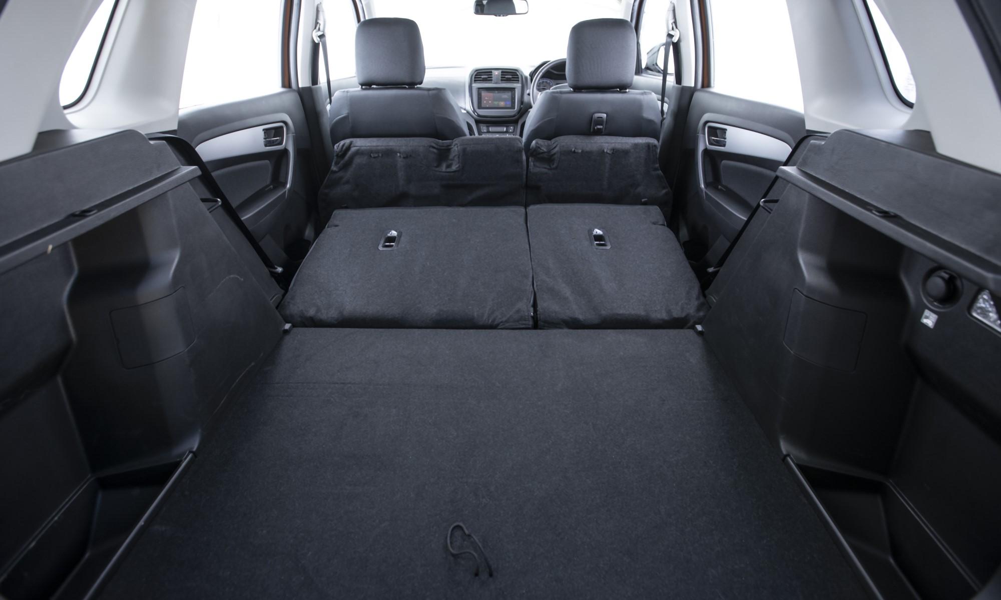 Toyota Urban Cruiser 1,5 Xr Auto boot