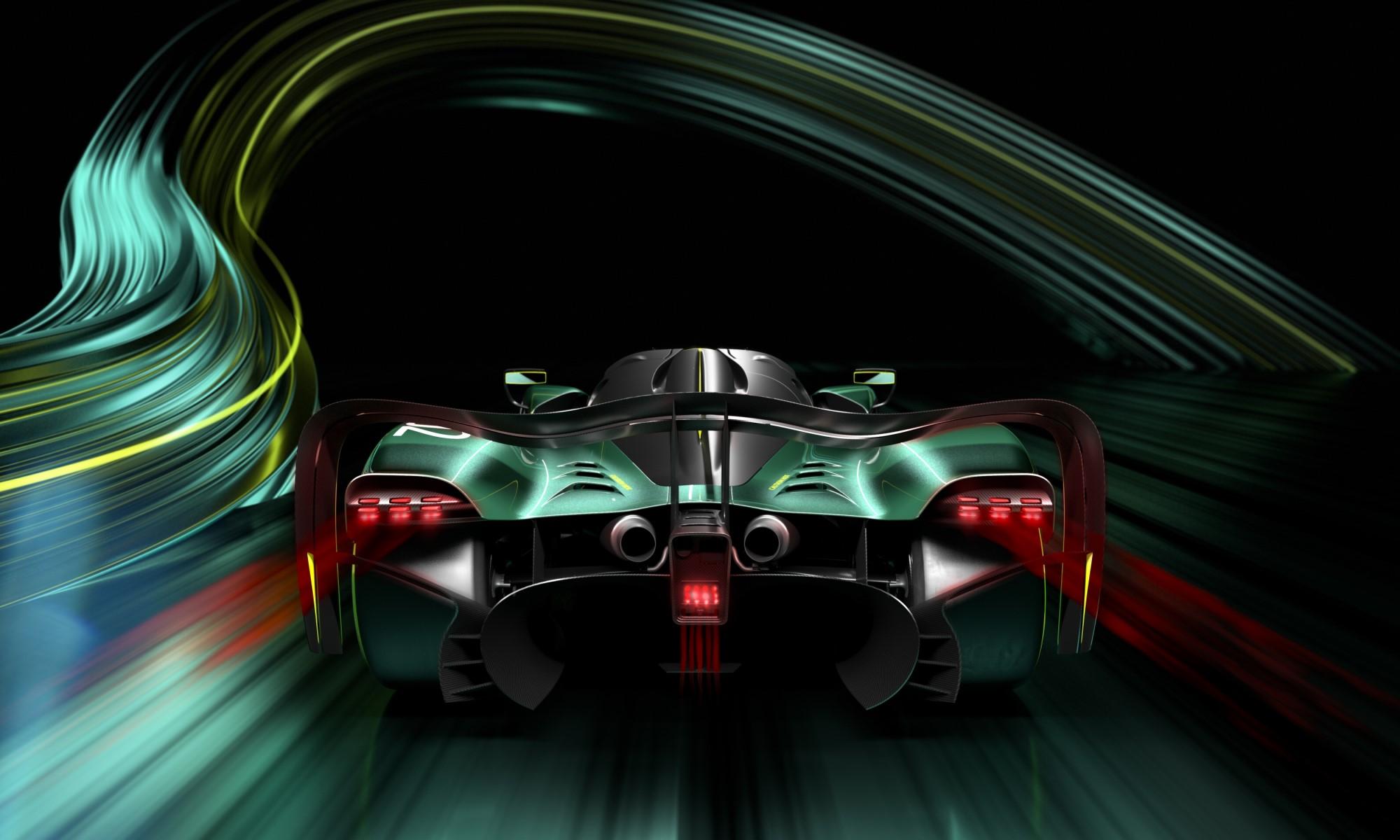 Valkyrie AMR Pro rear