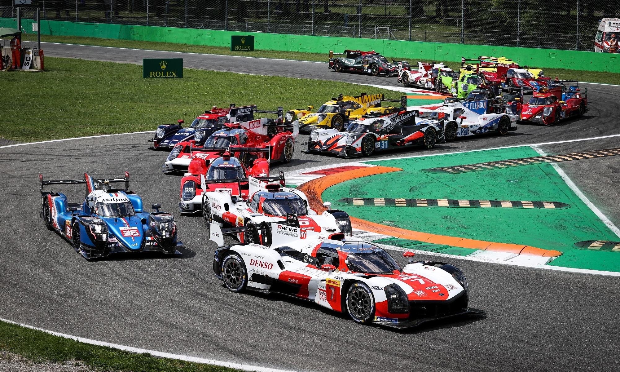 6 Hours of Monza