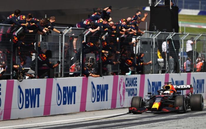 F1 Review Austria 2021