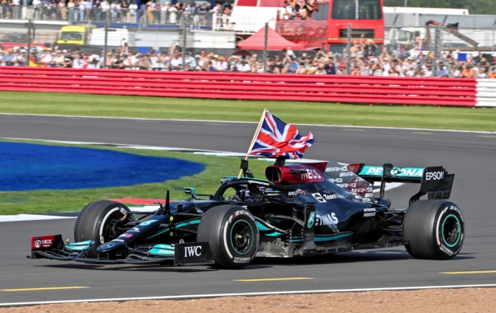 F1 Review Britain 2021