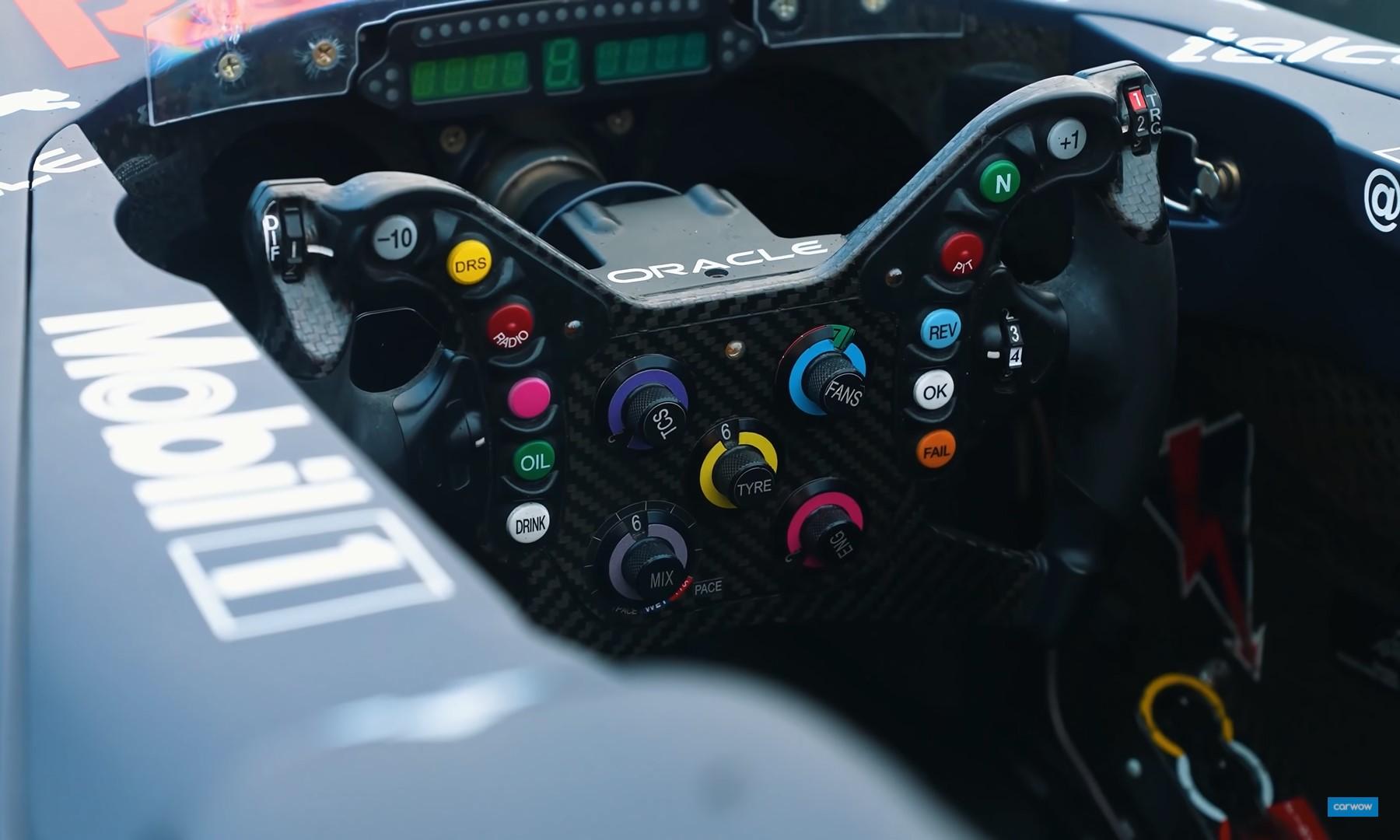 F1 vs Modified Cars 1