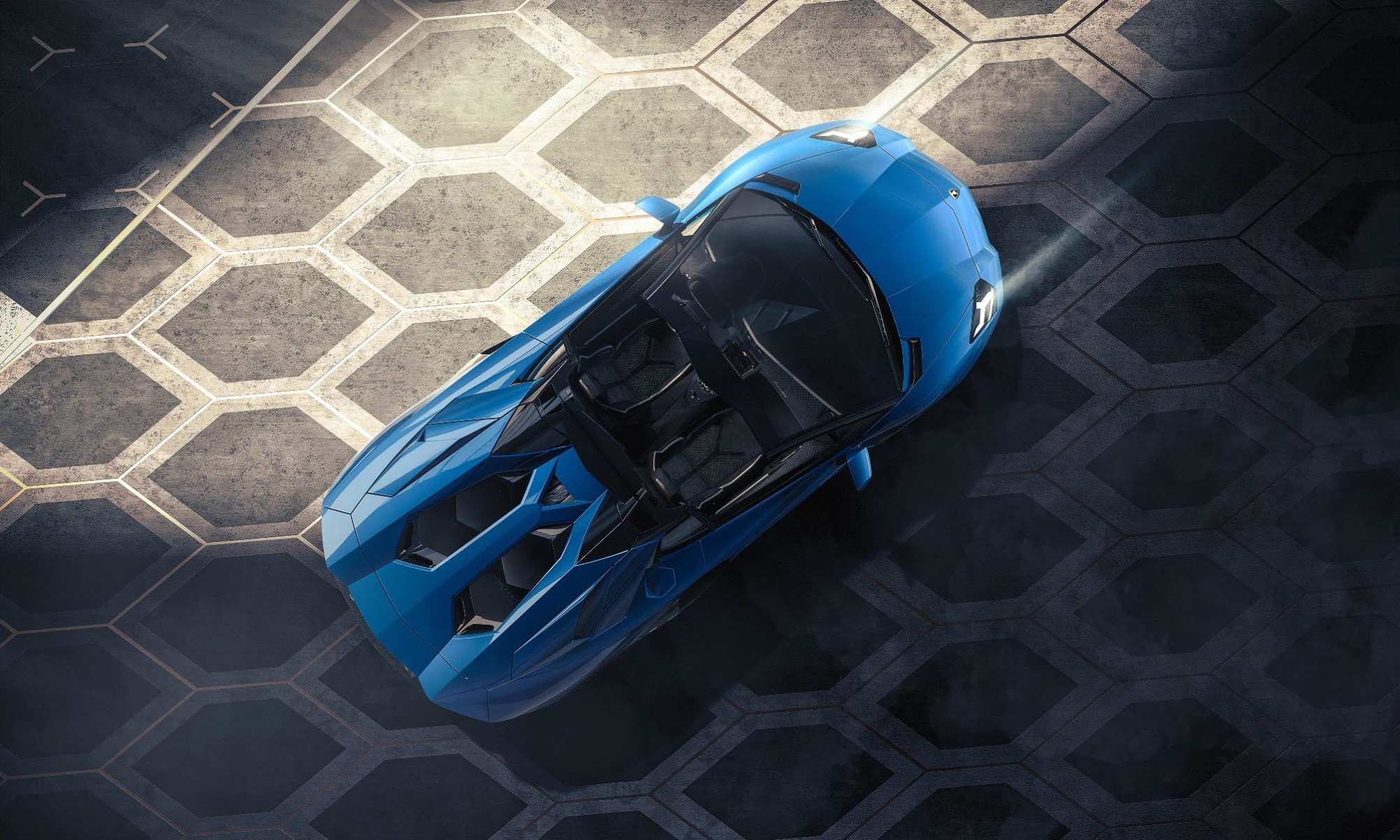 Lamborghini Aventador LP780-4 Ultimae roadster