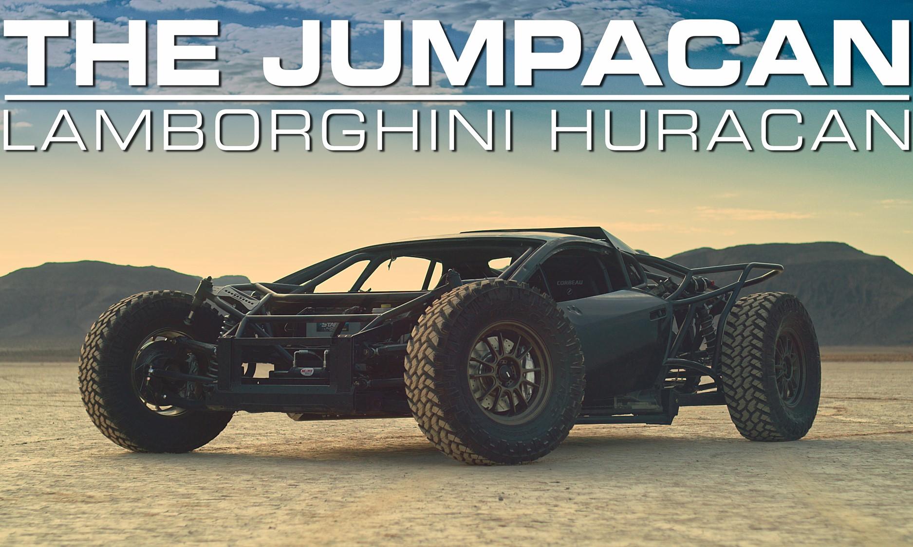 Lamborghini Jumpacan