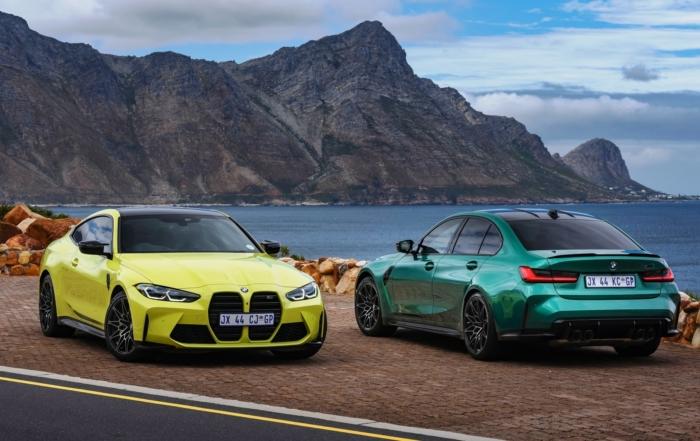 M3 and M4 xDrive SA Pricing