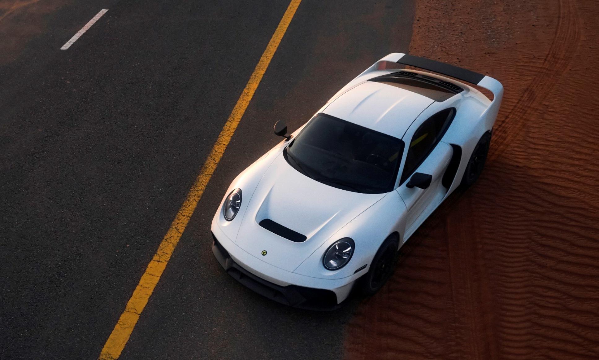 Marsien 911 Turbo S