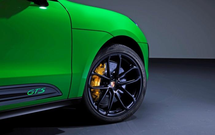 Updated Porsche Macan GTS
