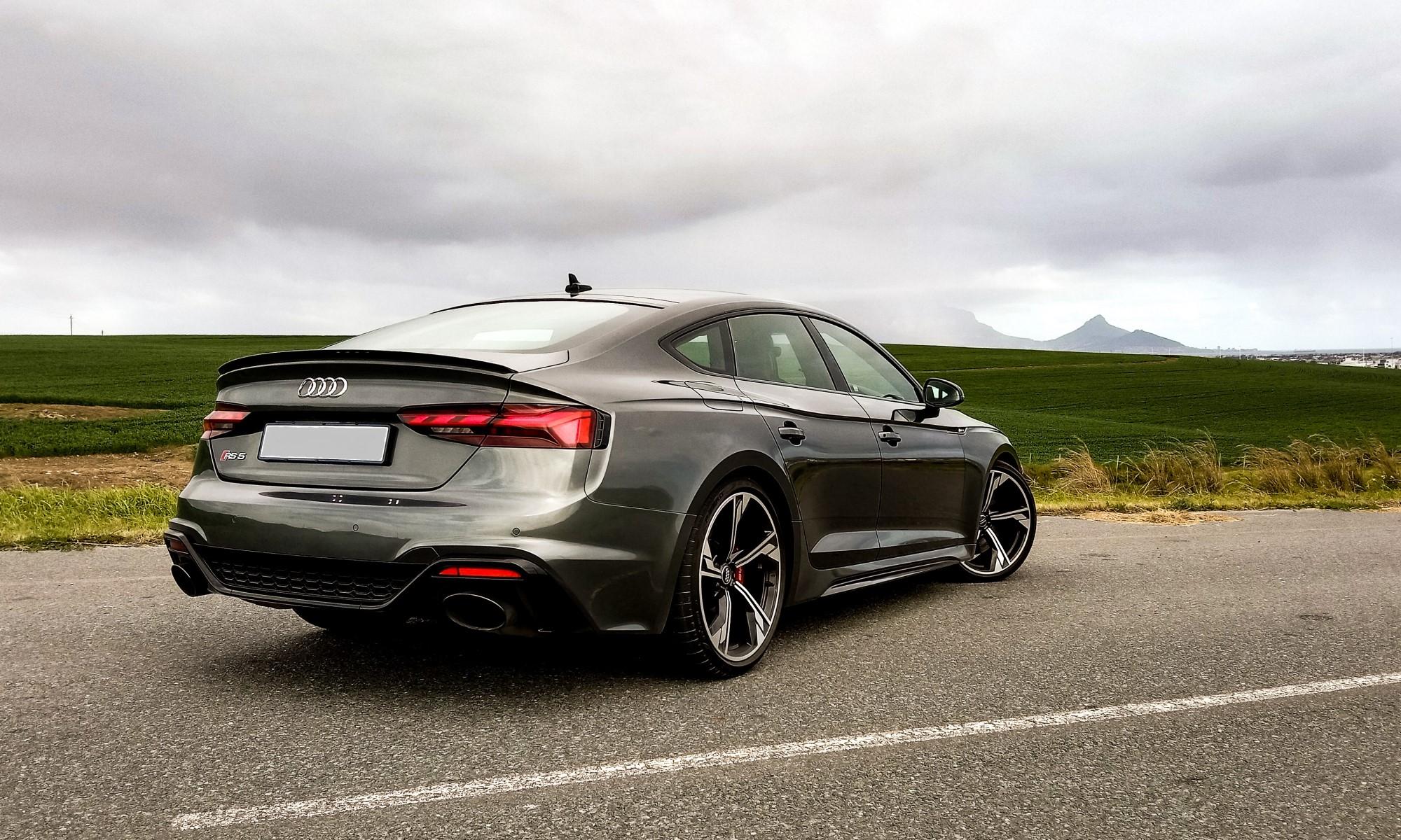 Audi RS5 Sportback rear