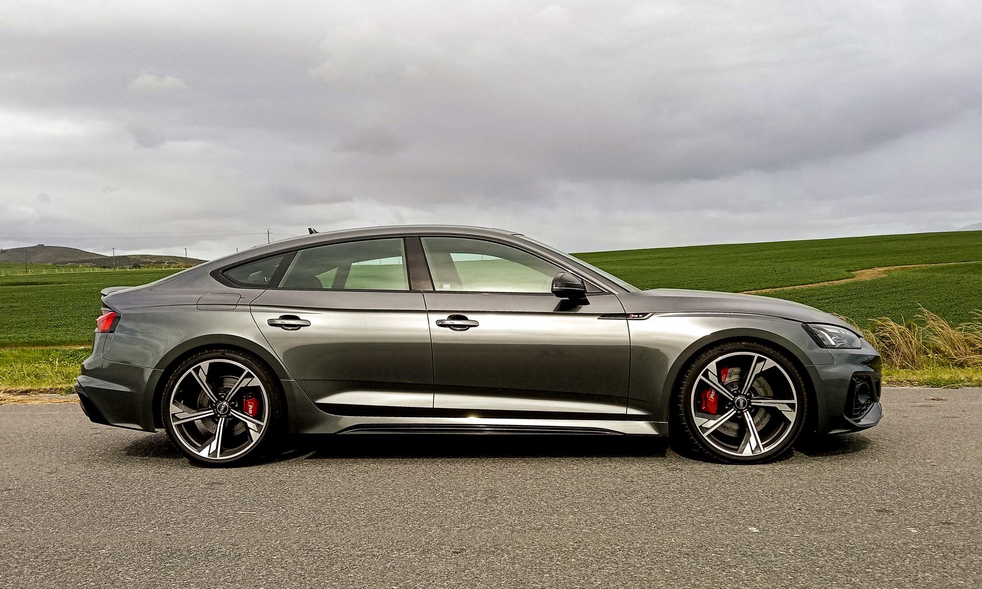 Audi RS5 Sportback profile