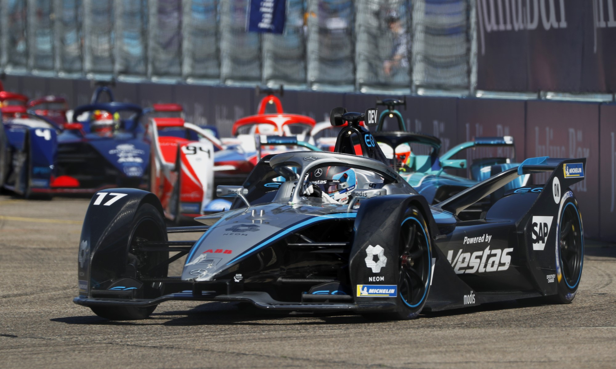 Double Formula E World Champions