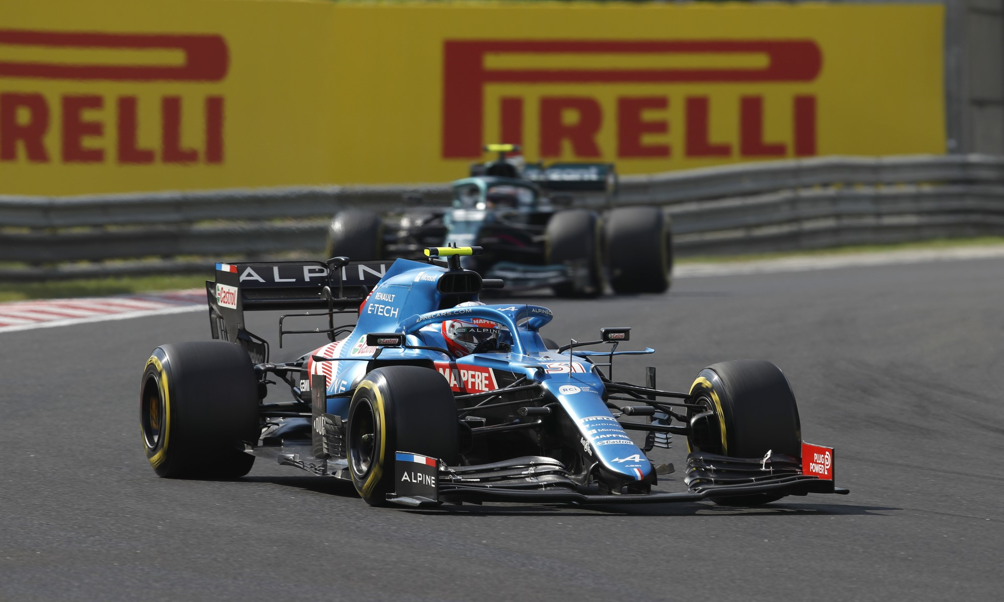F1 Review Hungary 2021 a