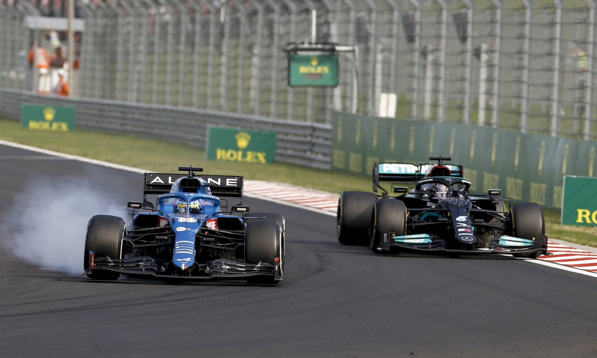 F1 Review Hungary 2021