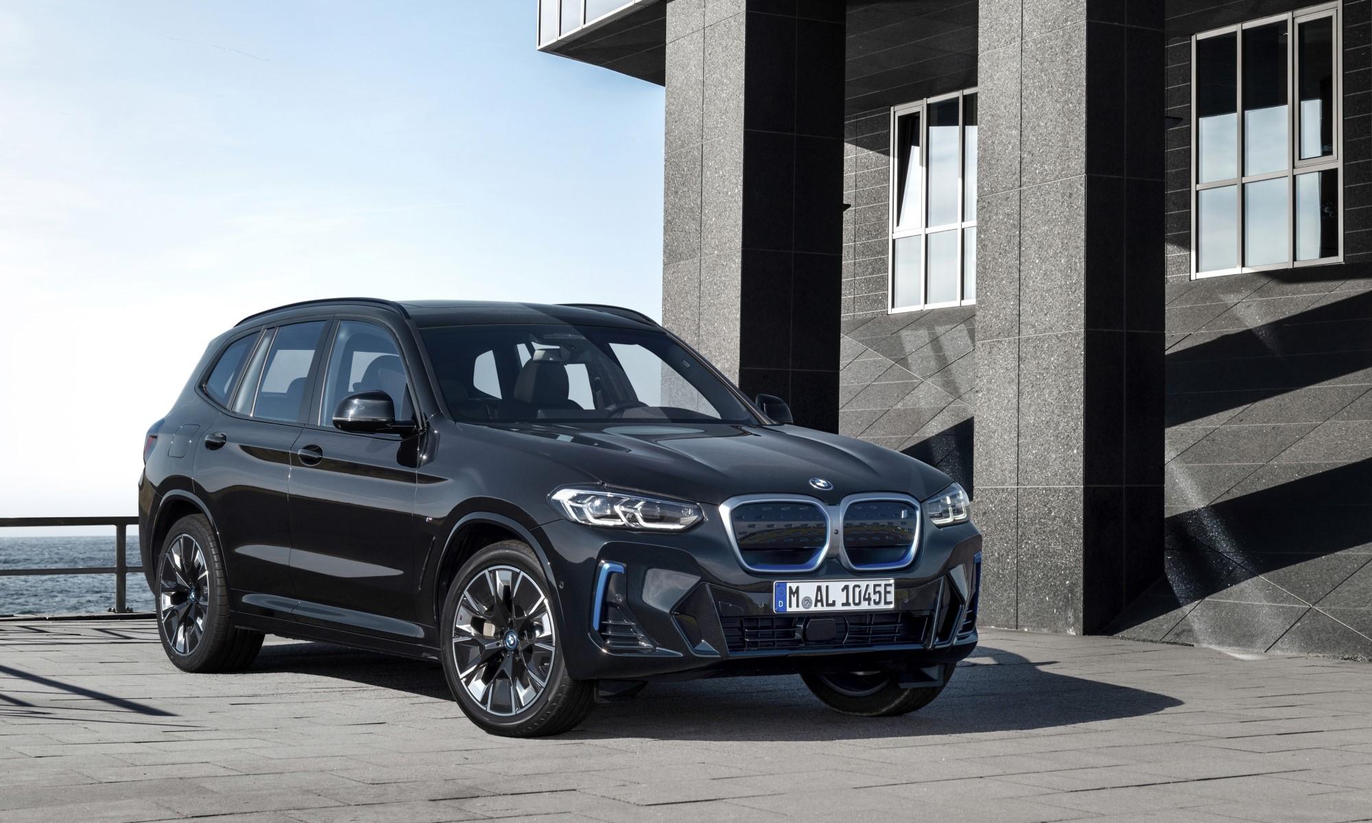 BMW iX3 Heading To South Africa