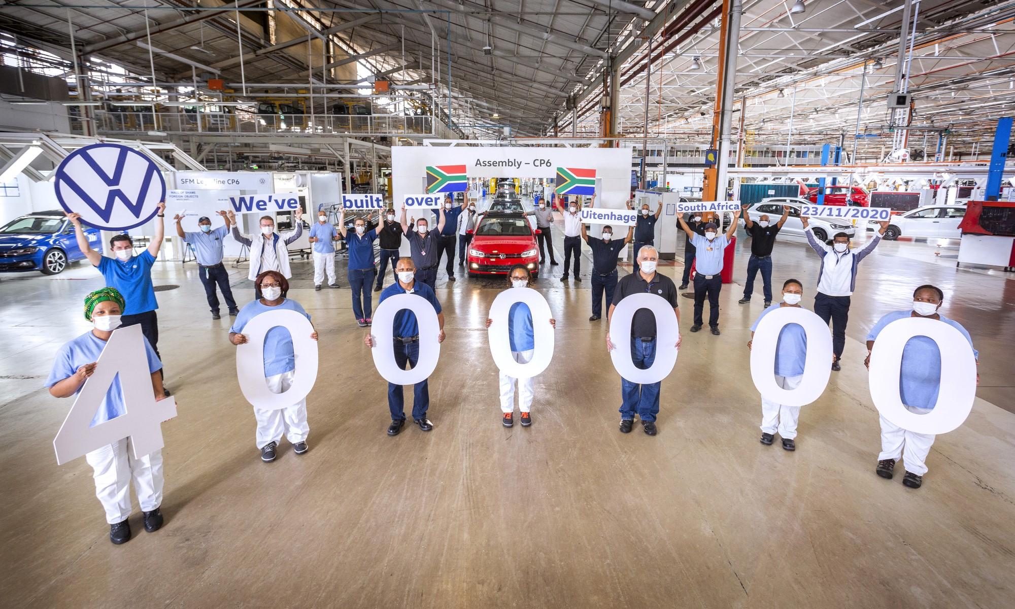 VW SA Turns 70