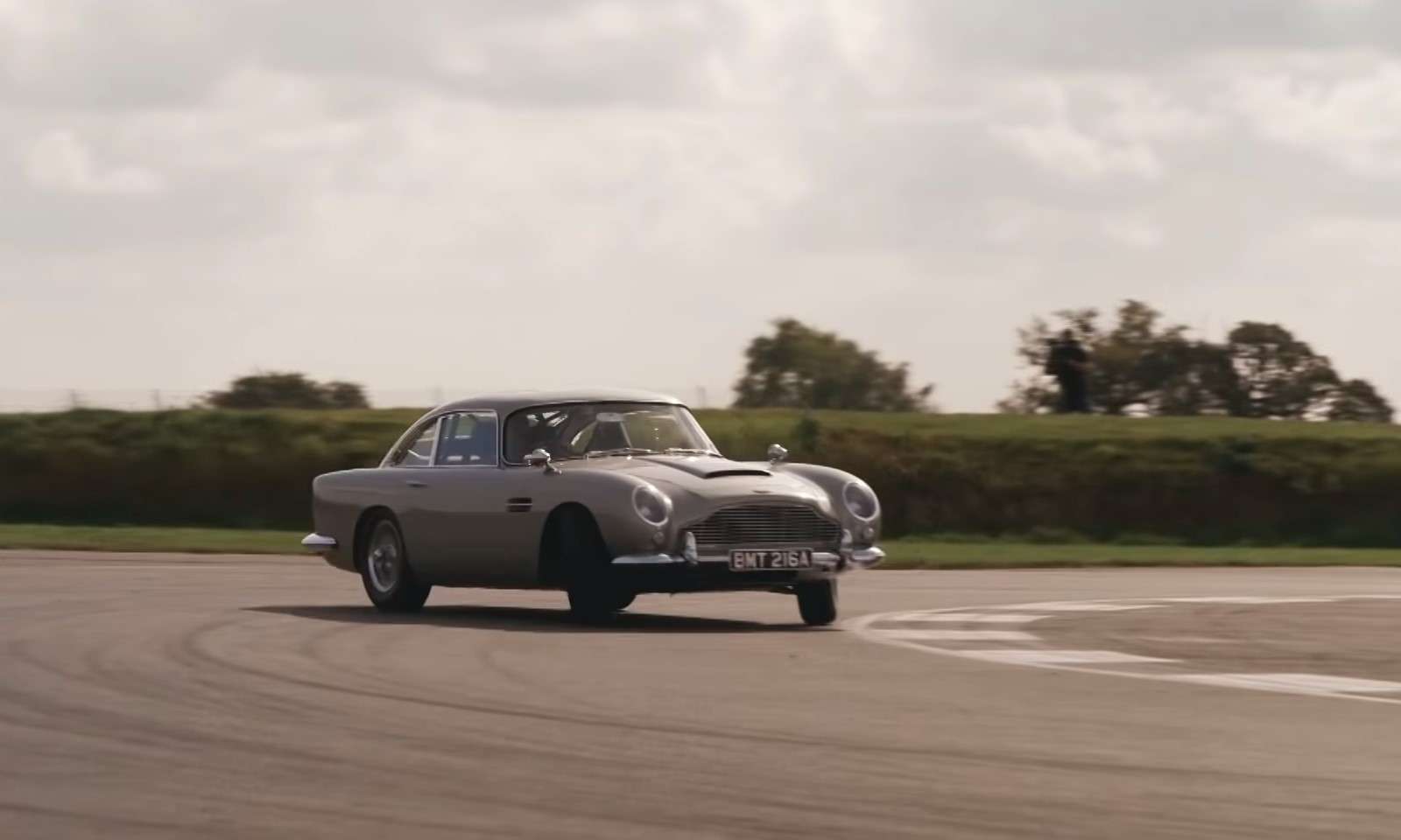 Aston Martin F1 Drivers Channel Their Inner James Bond (3)