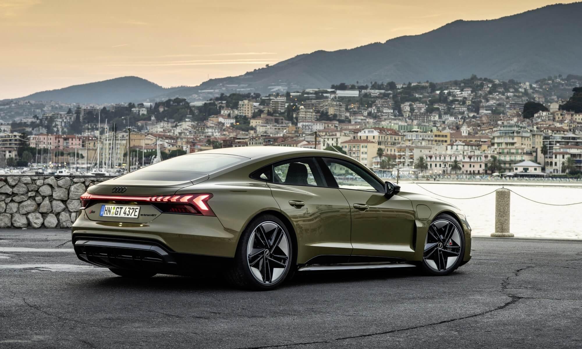 Audi's Quattro technology in the EV age