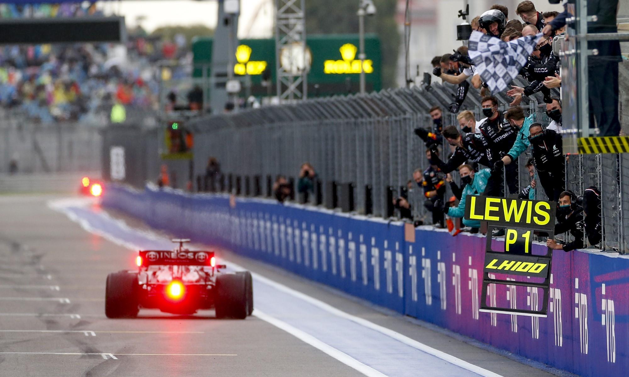 F1 Review Sochi 2021
