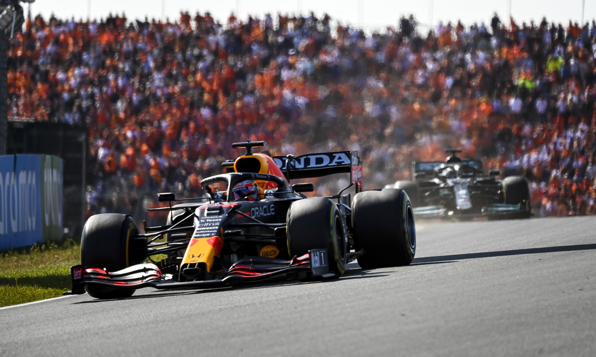 F1 review Netherlands 2021