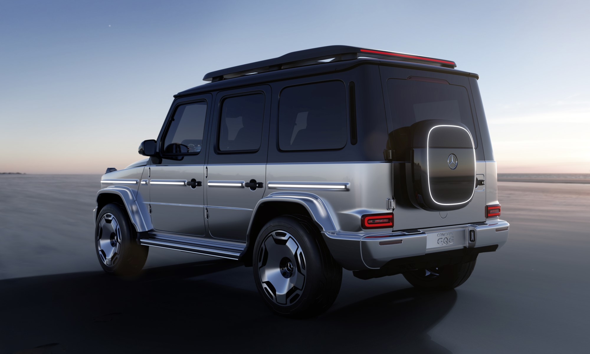 G-Class Goes Electric