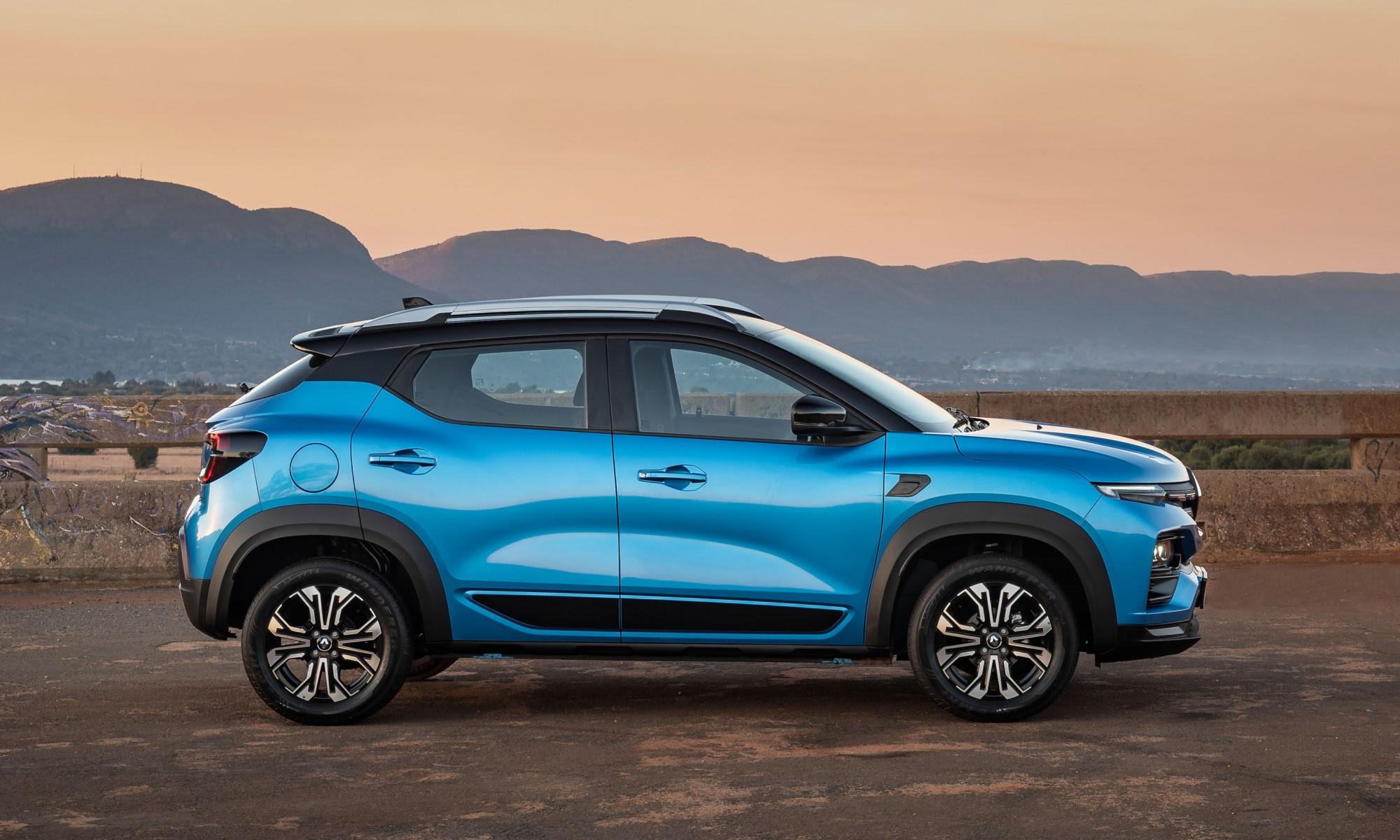 Renault Kiger profile