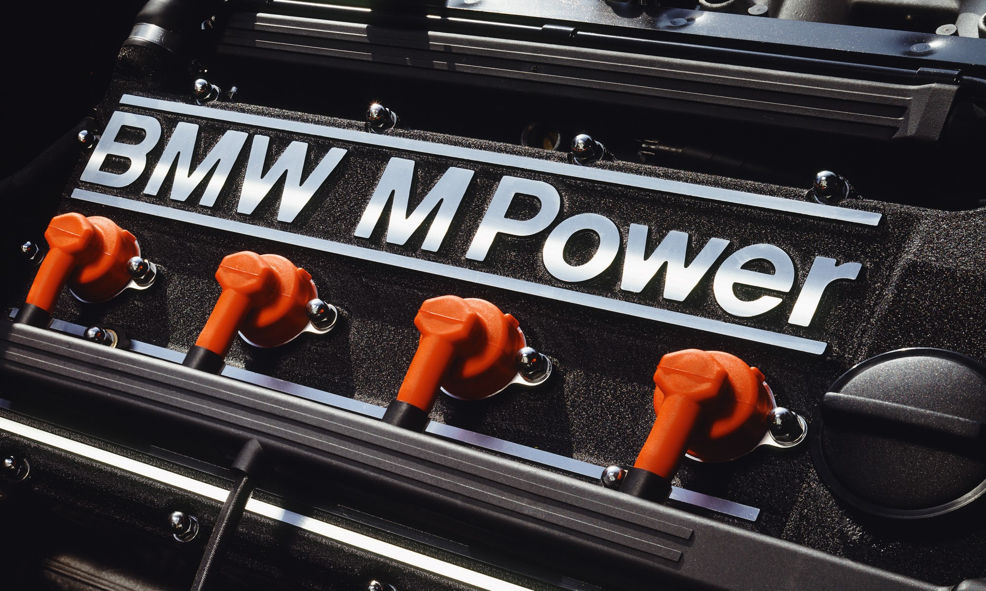 E30 BMW M3 engine