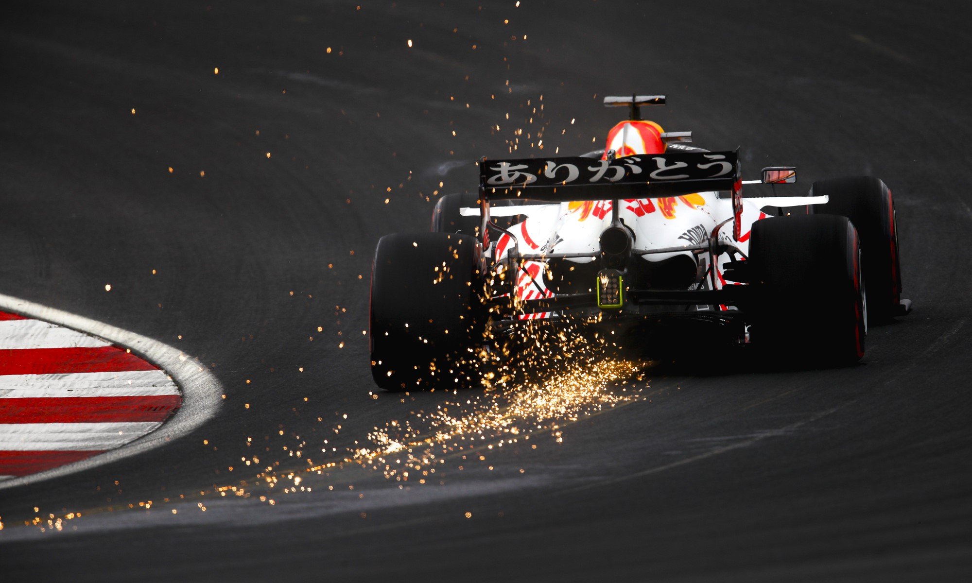 F1 review Turkey 2021 action