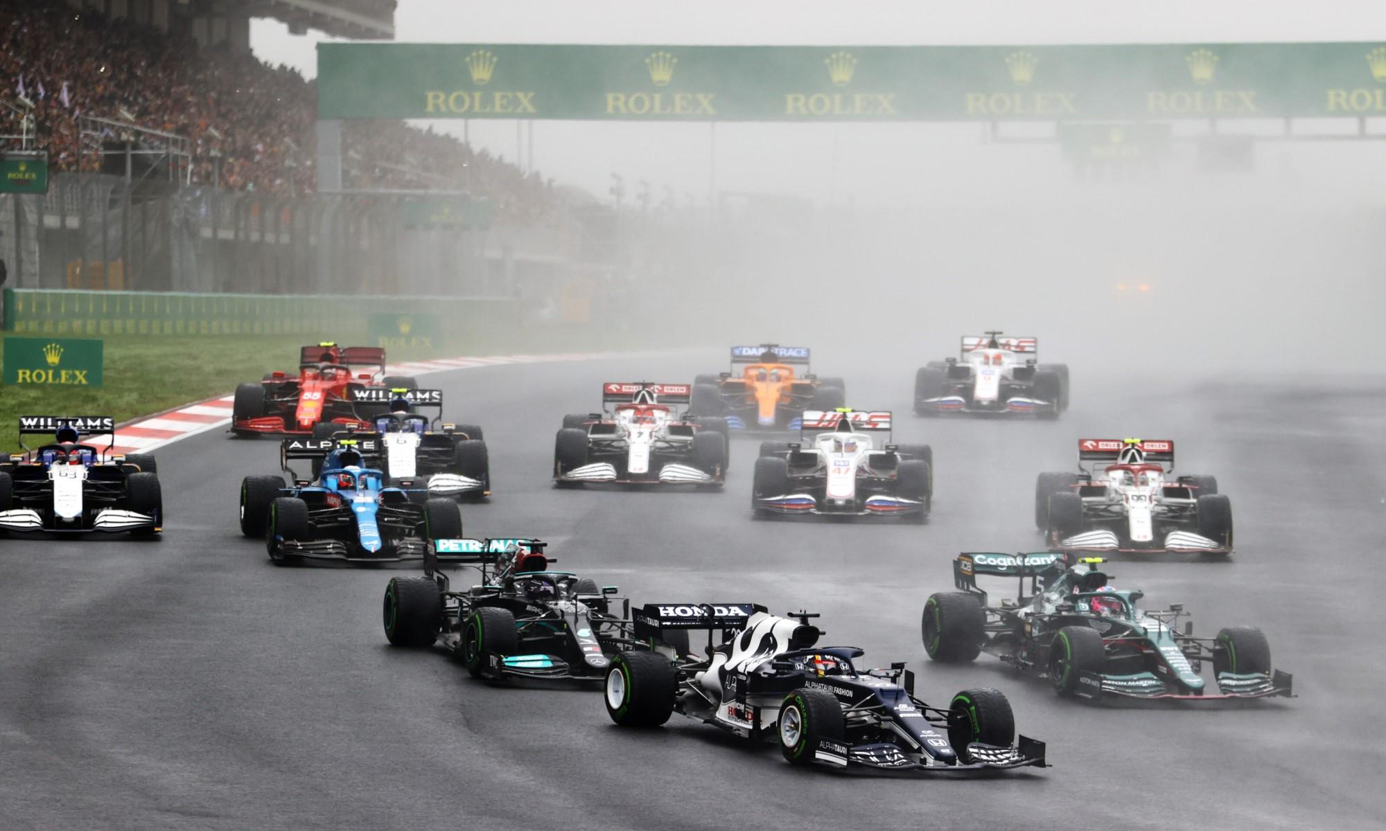 F1 review Turkey 2021