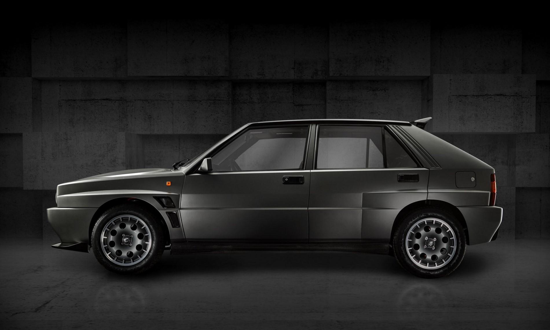 Lancia Delta Evo-e by GCK Exclusiv-e profile