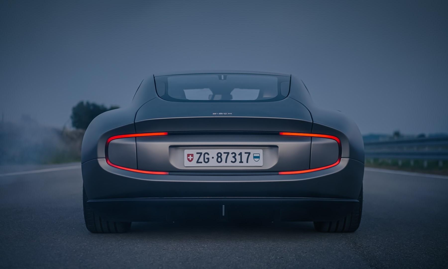 Piech GT EV 1