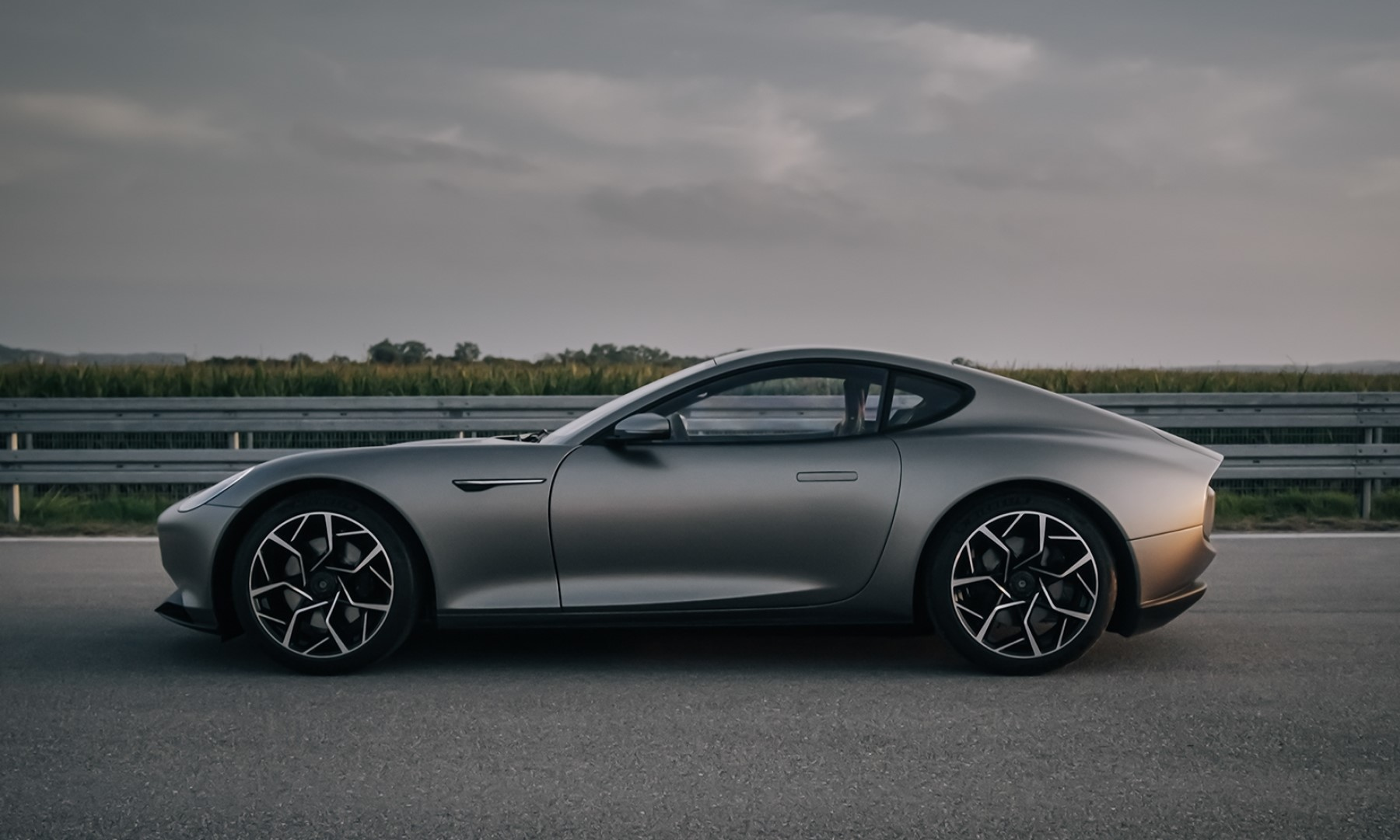 Piech GT EV profile
