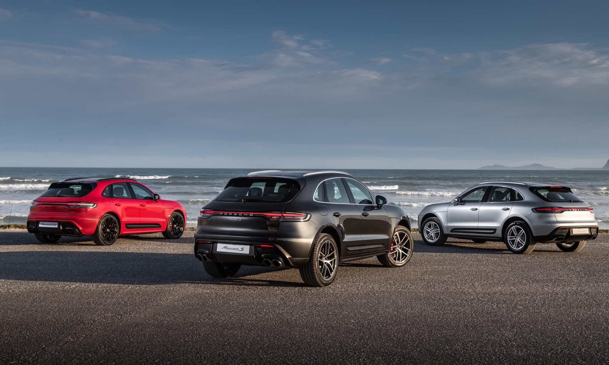 Porsche Macan `range driven (2)