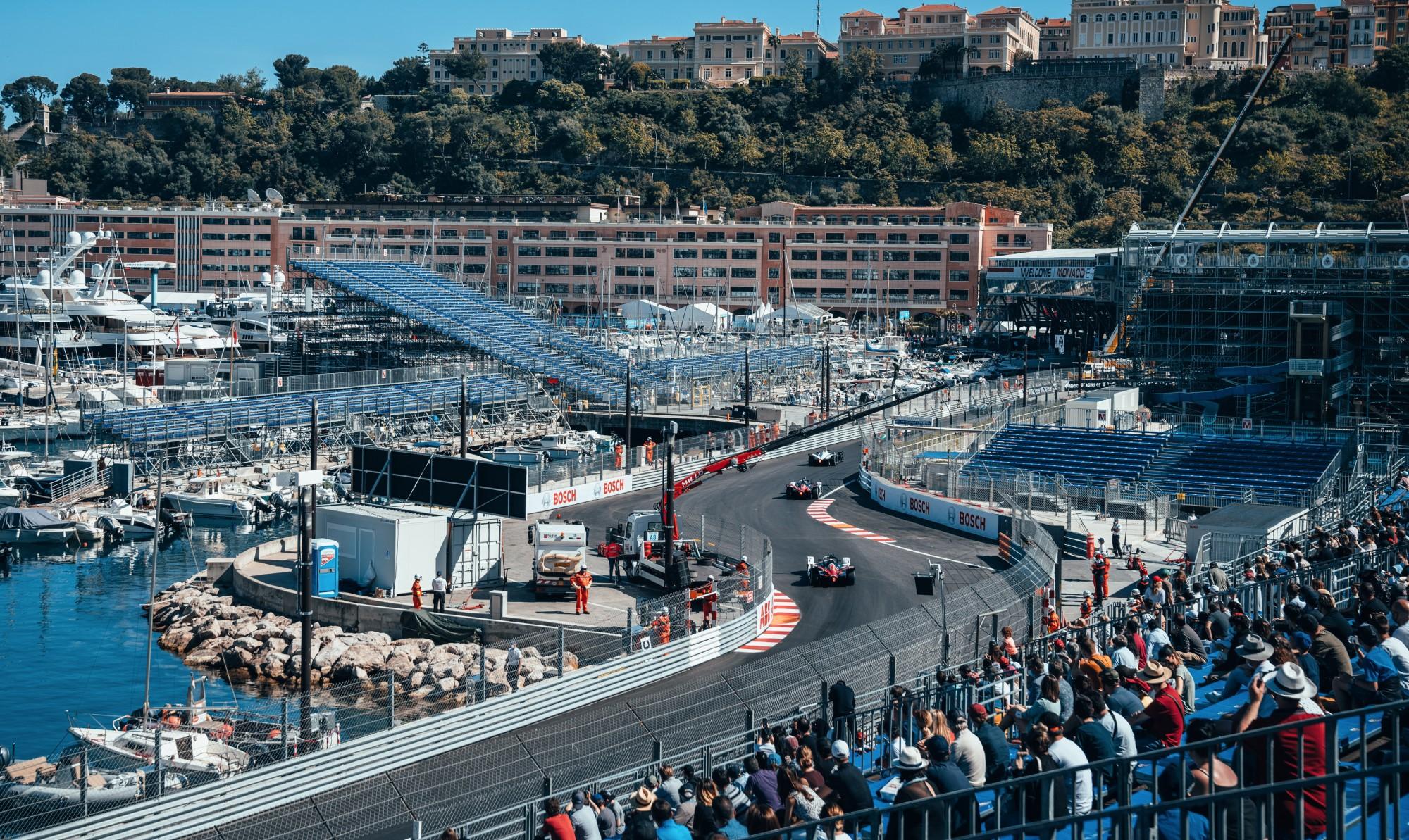 South African Formula E Race 1