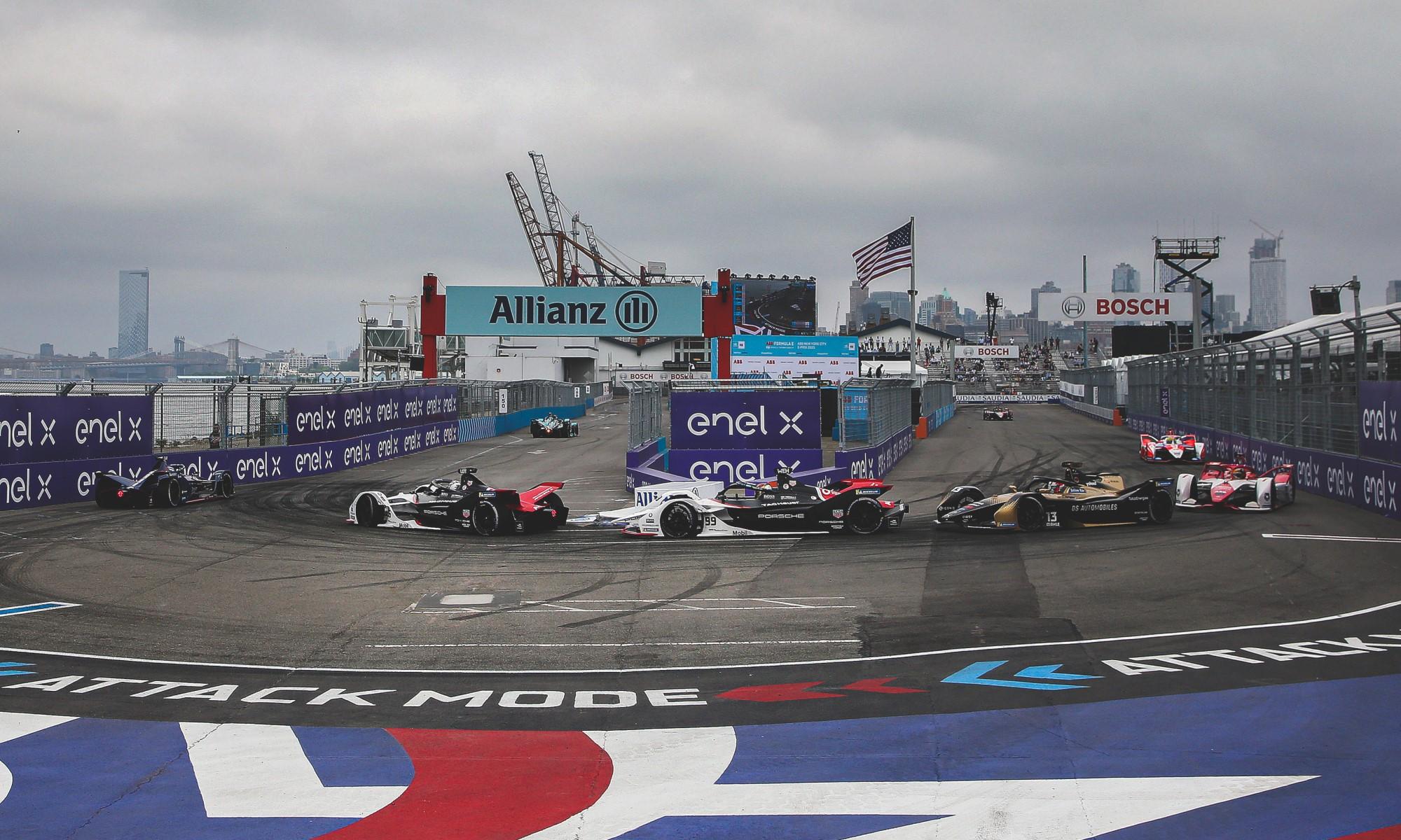 South African Formula E Race