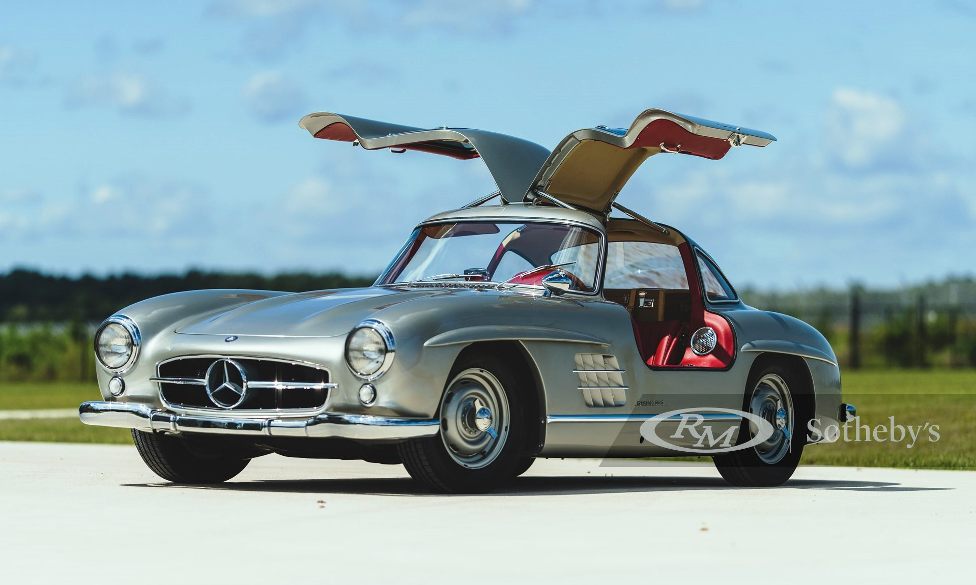 240 Car Collection 300SL Gullwing